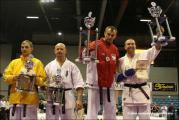 Нагородження С.О. Вербицького на чемпіонаті Європи серед сеніорів з карате кіокушин (2007)