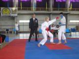 О. Грищенко на чемпіонаті України з карате ши-то-рю (2008)