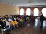 Зустріч з випускниками та викладачами коледжу