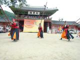 2008.09 Корея святкові виступи під час свят