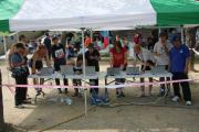 2008.09 Корея спортсмени змагаються у 11 категоріях, поточні результати змагань постійно висвітлюються на моніторах