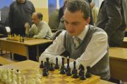 Тарас Лендел грає на третій дошці за команду ННІ енергетики, автоматики і енергозбереження.