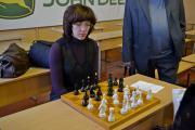 Гра в шахи - це максимальна концентрація уваги! Гравці лише зовні спокійні ...