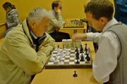 Останній тур змагань Спартакіади Здоров`я з шахів.