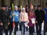Нагородження переможців ВЛСІ аграрних ВНЗ України з лижних гонок м. Суми, 2008 р.