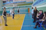 Восьмий вид програми змагань з десятиборства - змагання зі стрибків через скакалку
