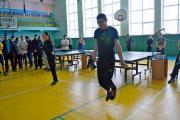 Змагання зі стрибків через скакалку
