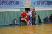 Змагання з човникового бігу