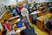 Сьомий вид програми змагань з десятиборства - шашки