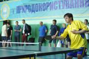 У грі Олексій Муравський голова профспілкової організації студентів і аспірантів НУБіП України