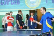 Спартакіада Здоров`я з тенісу настільного 2016.05.12