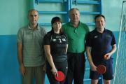 Спартакіада Здоров`я з тенісу настільного 2016.05.12 вболівальники