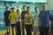 Спартакіада Здоров`я з тенісу настільного 2016.05.12 учасники змагань