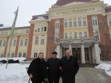 Делегація НУБіП України з візитом до Університету природних ресурсів і наук про життя - BOKU (Відень, Австрія)