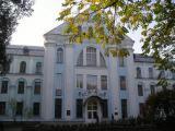 Корпус №4, де розташована центральна філія бібліотеки