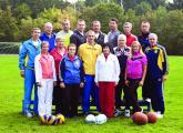 Викладачі кафедри фізичного виховання (2013)