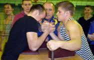 Змагання студентів з армспорту (2013)