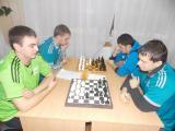 Змагання студентів з шахів (2013)