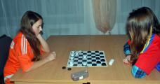 Змагання студентів з шашок (2013)