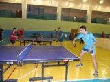 Змагання студентів з тенісу настільного (2013)