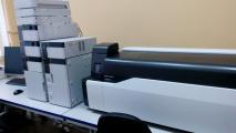 Потрійний квадрупольний рідинний хроматомасспектрометр LCMS-8050