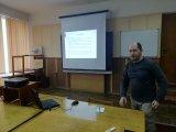 За матеріалами докторської дисертації виступає Дашкевич А.О. (НТУ «ХПІ», м. Харків)