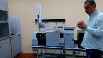Потрійний квадрупольний газовий хроматомасспектрометр GCMS-TQ8040