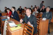 Професор НУБіП України Іван Ковальчук задає запитання