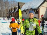 В.К. Пархоменко на чемпіонатах України зі спортивного орієнтування на лижах, бігом на велосипедах завоював 39 перших місць