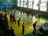 Змагання Спартакіади студентів НУБіП України з тенісу настільного 2011 року