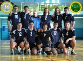 Команда студентів НУБіП України з волейболу - призер студентської ліги України (2012)