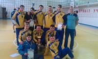 Команда студентів університету з волейболу зайняла 1 місце на Кубку аграрних ВНЗ 5-7.11.2013 р. Тренер команди Д.В. Магльований