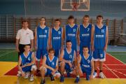 2013 збірна команда НУБіП України з баскетболу
