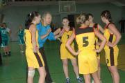Команда студентів НУБіП України з баскетболу - призер Європейської студентської ліги (2009). Тренер В. Макаревич