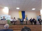 Проф. Гудков І.М. в президії конференції