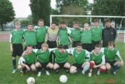 Команда студентів НУБіП України з футболу 2006 р. Тренер Слободянюк М.М.