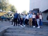 Екскурсія з студентами першого курсу до музею участі України у ІІ Світовій війні
