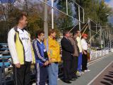 Спартакіада НУБіП України з легкої атлетики 05.2008, відкриття змагань