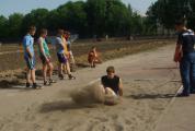 Спартакіада НУБіП України з легкої атлетики 05.2008, стрибок у довжину