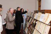 Знайомство гостей з Варшави з виставкою