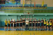 Чоловіча збірна команда студентів НУБіП України 2016-2017 навчального року