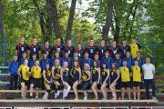 Жіноча і чоловіча збірні команди студентів НУБіП України 2016-2017 навчального року