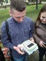 Використання GPS на практиці