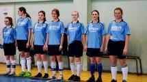 Жіноча збірна команда студентів НУБіП України з футзалу сезону 2015-2016 років