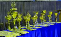 Спортивний вечір НУБіП України. Ще мить і кубки, грамоти знайдуть своїх володорів.
