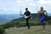 """Змагання у Франції """"Course ARDF Les 4 jours de L`Aigoual 2014"""" проходили в горах на висоті більше 1300 м над рівнем моря"""