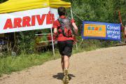 """Фініш 3-го дня змагань """"Course ARDF Les 4 jours de L`Aigoual 2014"""" у вправі 144 МГц"""