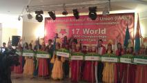 2014.09 Казахстан, відкриття чемпіонату світу зі спортивної радіопеленгації