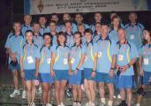 2008.09 Корея Чемпіонат світу зі спортивної радіопеленгації. Збірна команда України