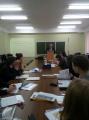 Відкриття роботи Екзаменаційної комісії